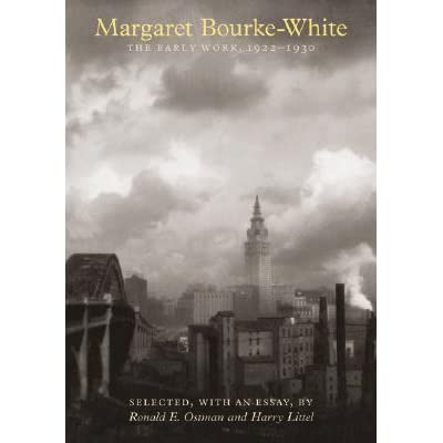 a review of the book the photographs of margret bourke white Rubin (frank lloyd wright) centers her articulate, accessible portrait of this renowned photojournalist on 56 of bourke-white's astounding duotone photographs the cover image, one of the few here not.