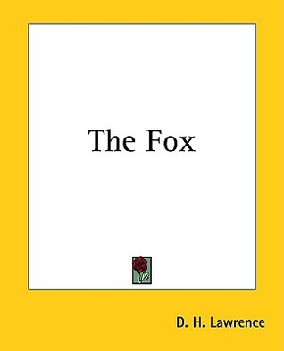 dh lawrence ebook the fox