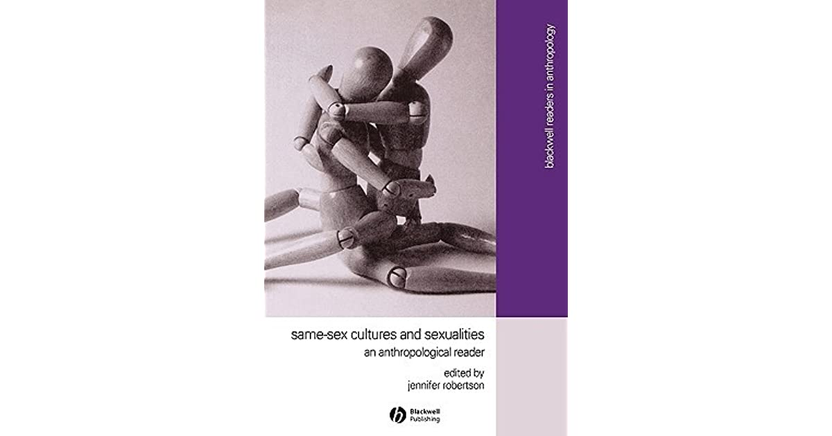 Sexualities in anthropology a reader