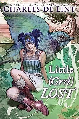 Little Grrl Lost (Newford, #20)