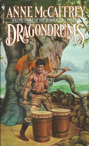 Dragondrums (Pern: Harper Hall, #3)