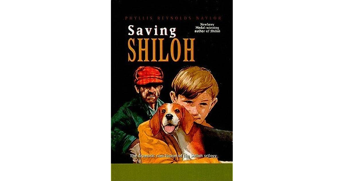 Saving Shiloh By Phyllis Reynolds Naylor 2 Star Ratings