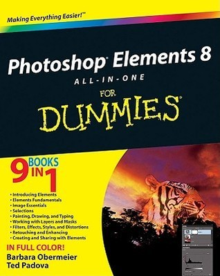 Photoshop Elements 8 All-in-One for Dummies (ISBN - 0470543027)