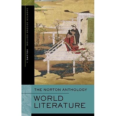 norton anthology of world literature 1-16 of 927 results for the norton anthology of world literature the norton anthology of world literature (fourth edition) (vol package 1: volumes a, b, c.