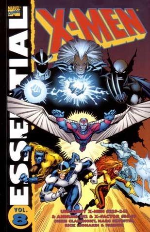 Essential X-Men, Vol. 8