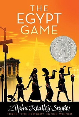 The Egypt Game By Zilpha Keatley Snyder