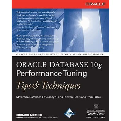 A best practices approach to Oracle tuning
