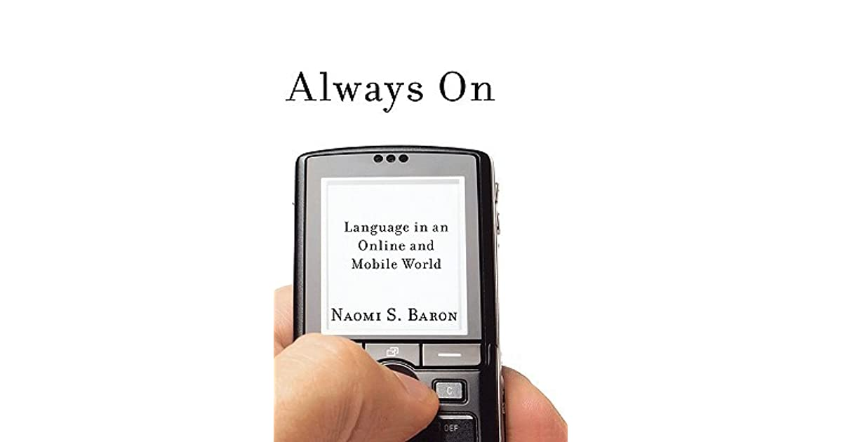 Amazoncom Always On Language in an Online and Mobile