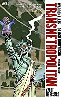 Transmetropolitan Vol. 3, Revised: Year of the Bastard