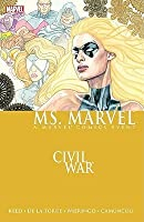 Ms. Marvel Volume 2: Civil War