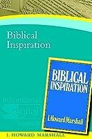 Biblical Inspiration (Paternoster Digital Library)