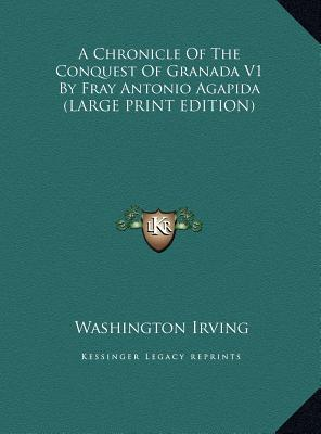 Conquest Of Granada By Washington Irving