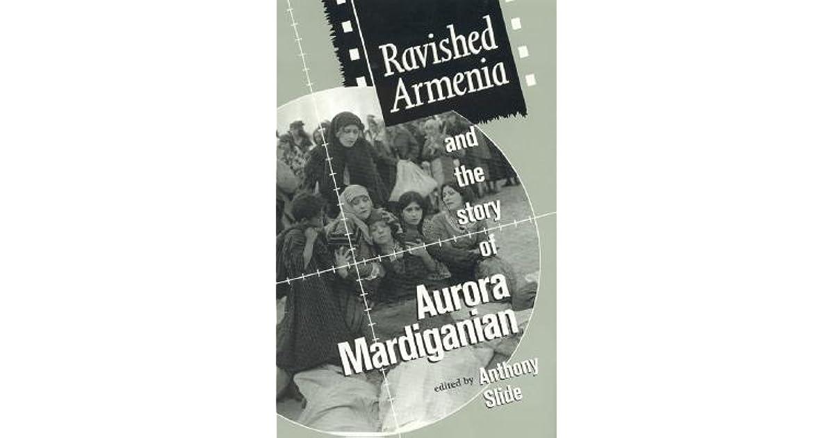 Ravished Armenia Book
