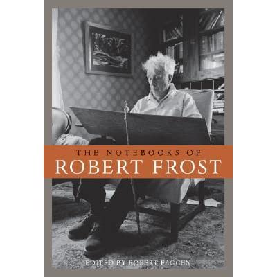 68c3884ddc53 The Notebooks of Robert Frost by Robert Frost