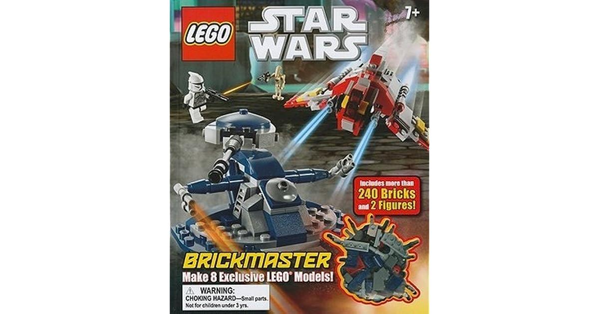 Lego Star Wars Brickmaster Make 8 Exclusive Lego Models By Vicki Taylor