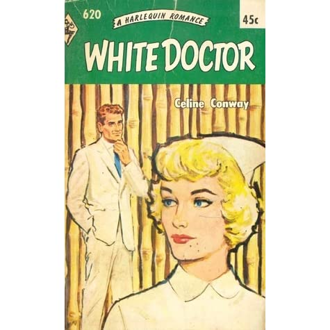 White Doctor by Celine Conway