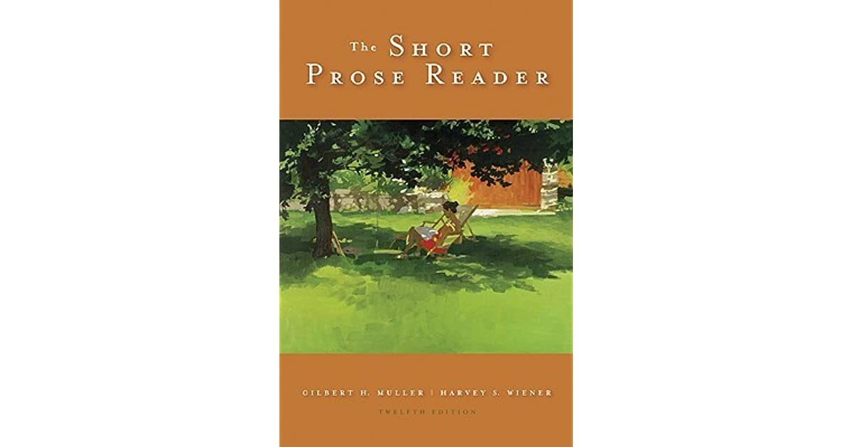Prose Reader : Essays for Thinking, Reading and Writing (8TH 08