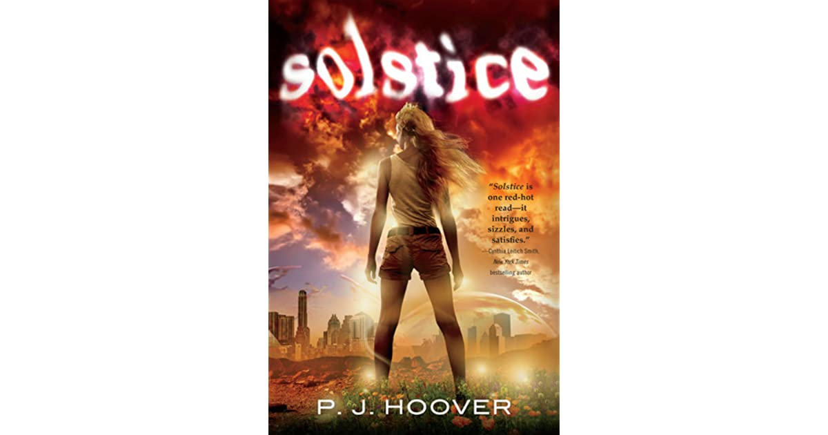 d3835dc6a68 Solstice by P.J. Hoover
