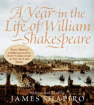A Year in the Life of William Shakespeare CD: 1599
