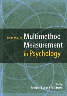 Handbook of Multimethod Measurement in Psychology