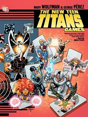 The New Teen Titans: Games