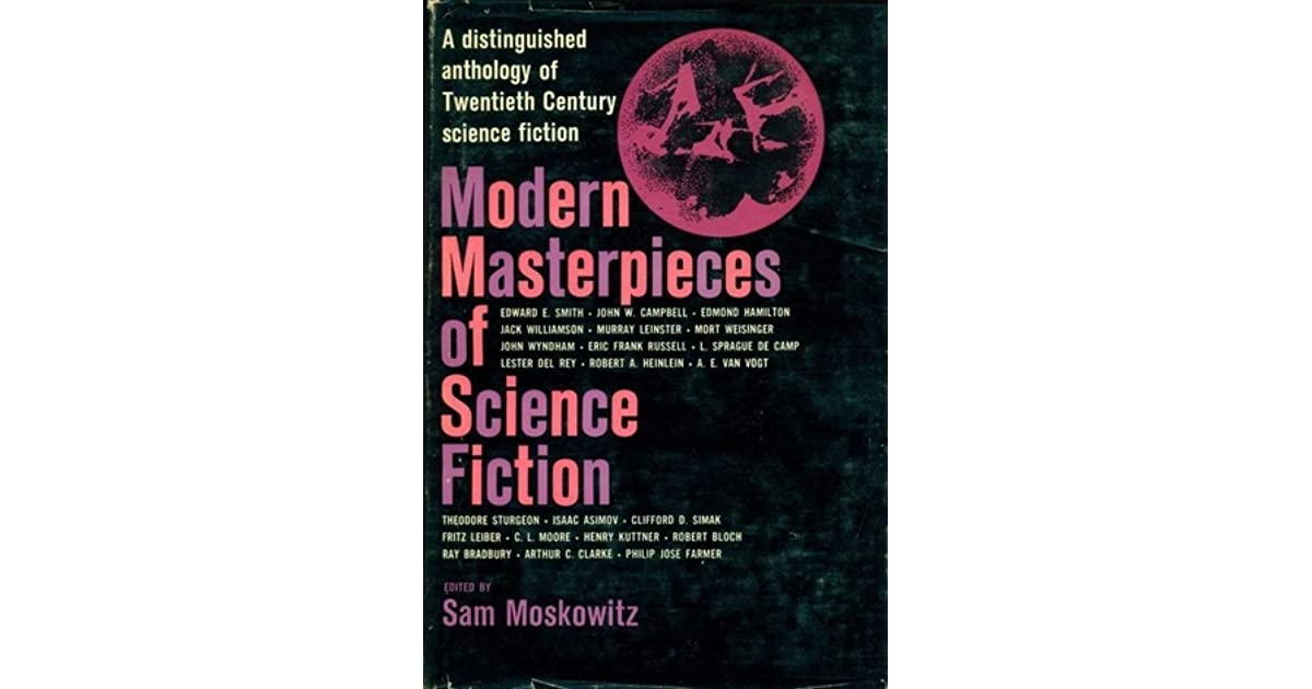Modern masterpieces of science fiction by sam moskowitz fandeluxe Image collections