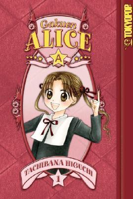 Gakuen Alice, Vol. 01