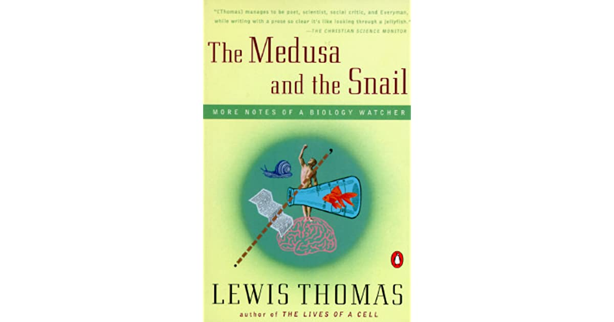 the medusa and the snail analysis