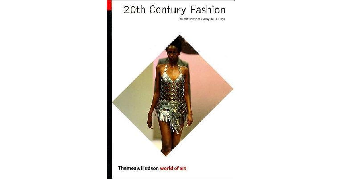20th century fashion valerie mendes 40