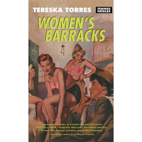 Lesbian Threesomes - Lost In The Barracks