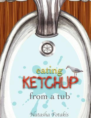 eating KETCHUP from a tub: Eating ketchup from a tub, adventure, children, kids books, fun, animated, rhyming, boy,
