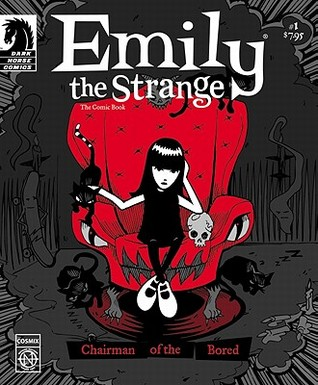 Emily The Strange: Chairman of the Bored