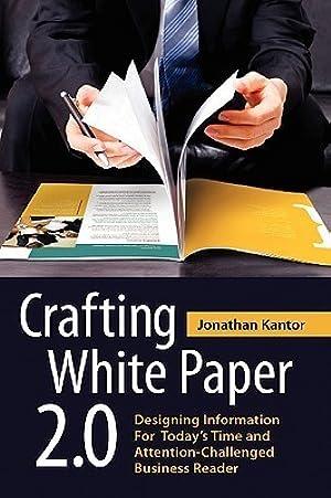 !!> BOOKS ✰ Crafting White Paper 2.0  ⚦ Author Jonathan Kantor – Plummovies.info