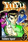 Yu Yu Hakusho, Volume 4: Training Day
