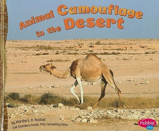 Animal Camouflage In The Desert