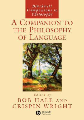 A Companion to philosophy of language