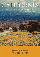 California: An Interpretive History [With Map Poster]