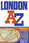 London A-Z by Geographers' A-Z Map Company