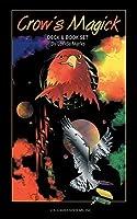 Crow's Magick Tarot Deck & Book Set [Book & Cards]