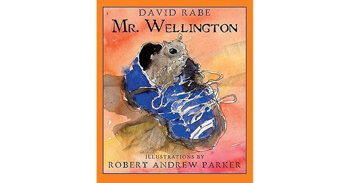 Mr Wellington By David Rabe