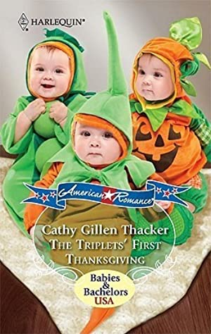 [Ebook] ↠ The Triplets First Thanksgiving (Texas Legacies: The McCabes #1)  Author Cathy Gillen Thacker – Plummovies.info