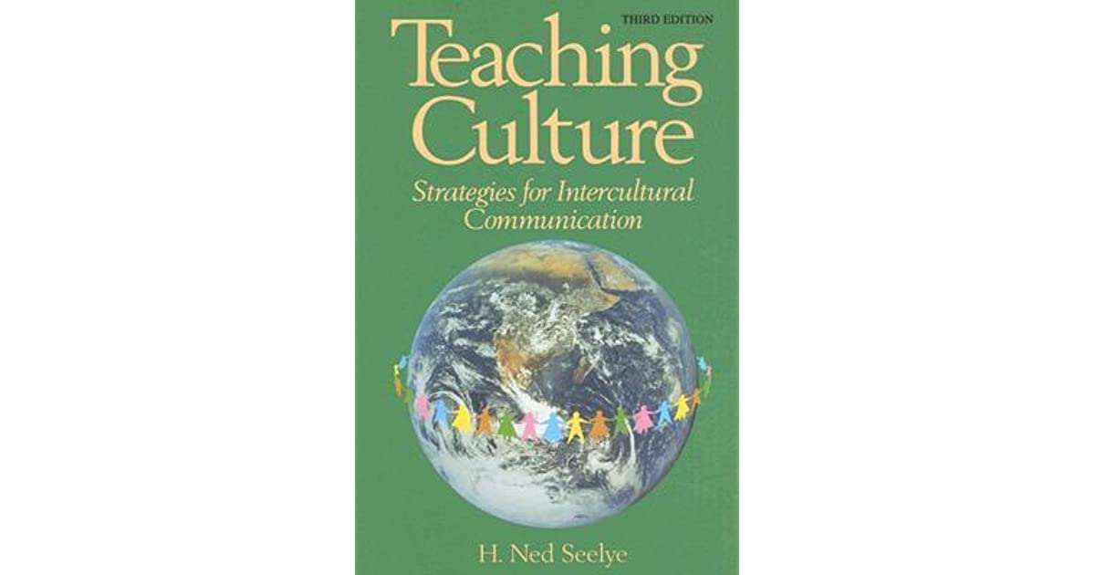Teaching Culture: Strategies for Intercultural Communication
