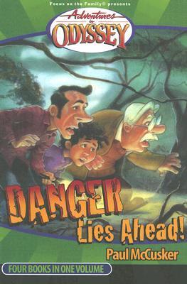 Danger Lies Ahead Omnibus