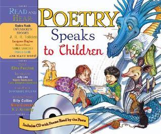 Poetry Speaks to Children (Book & CD)
