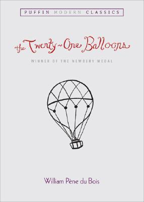 The Twenty-One Balloons (Puffin Modern Classics)