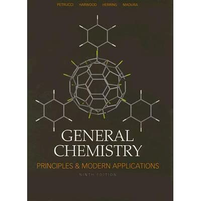 General Chemistry Principles And Modern Applications By