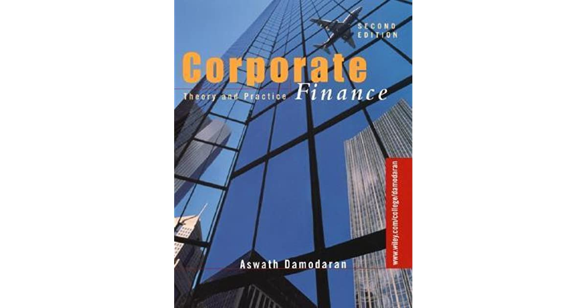 the new corporate finance where theory meets practice pdf