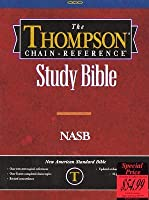The Thompson Chain-Reference Study Bible-NASB