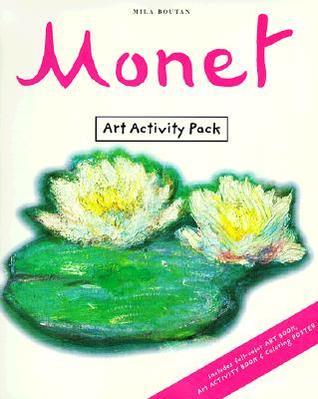 Monet: Art Activity Pack
