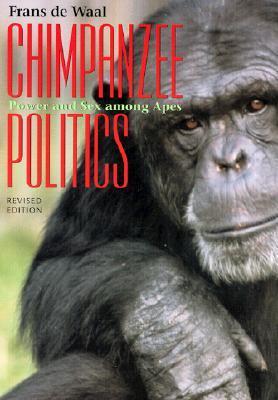 Chimpanzee Politics by Frans de Waal